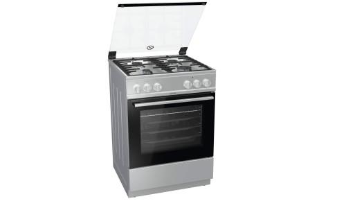 Комбинированная кухонная плита K6121XF